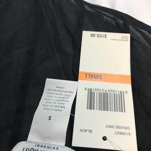 Calvin Klein swimwear coverup NWT